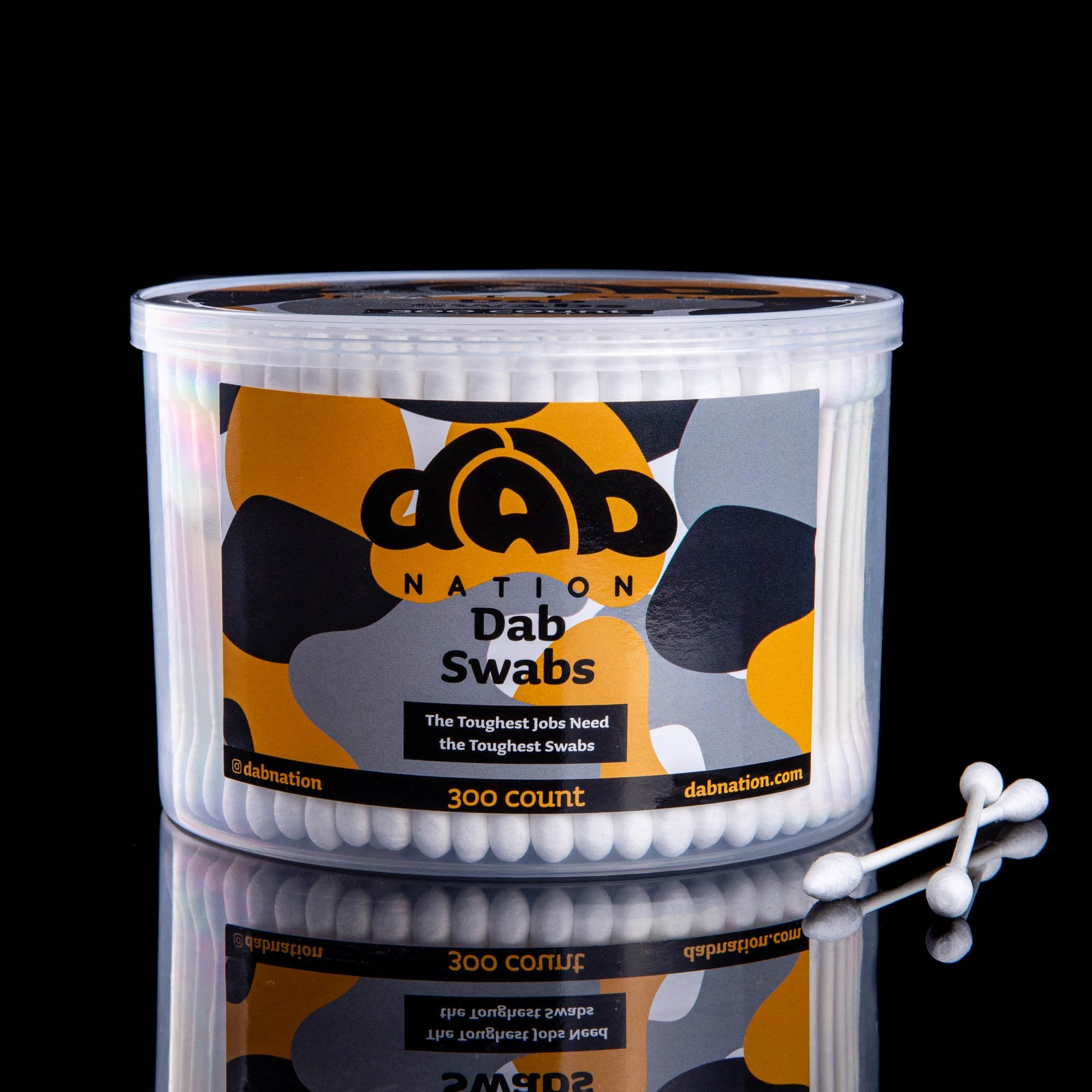 dab nation dab swabs will leave your quartz banger looking pristine