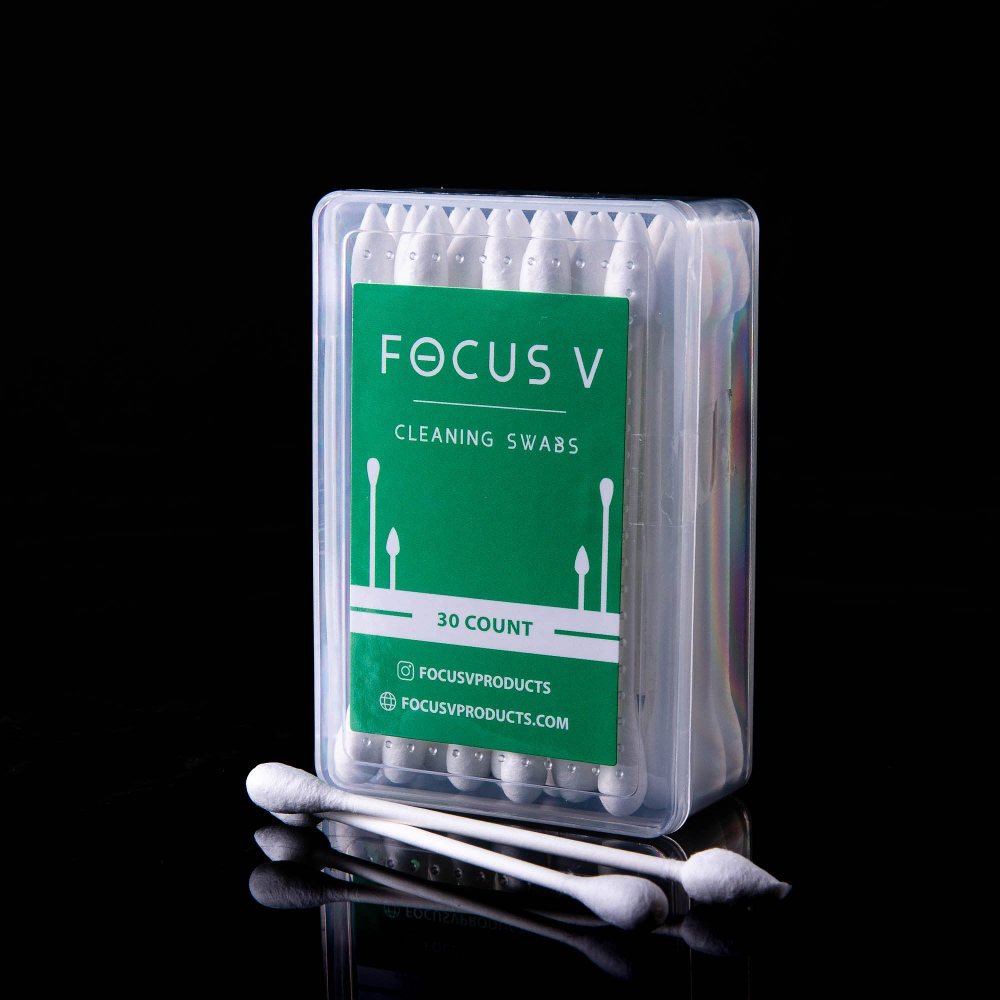 focus v dab swabs keep your atomizer in pristine shape