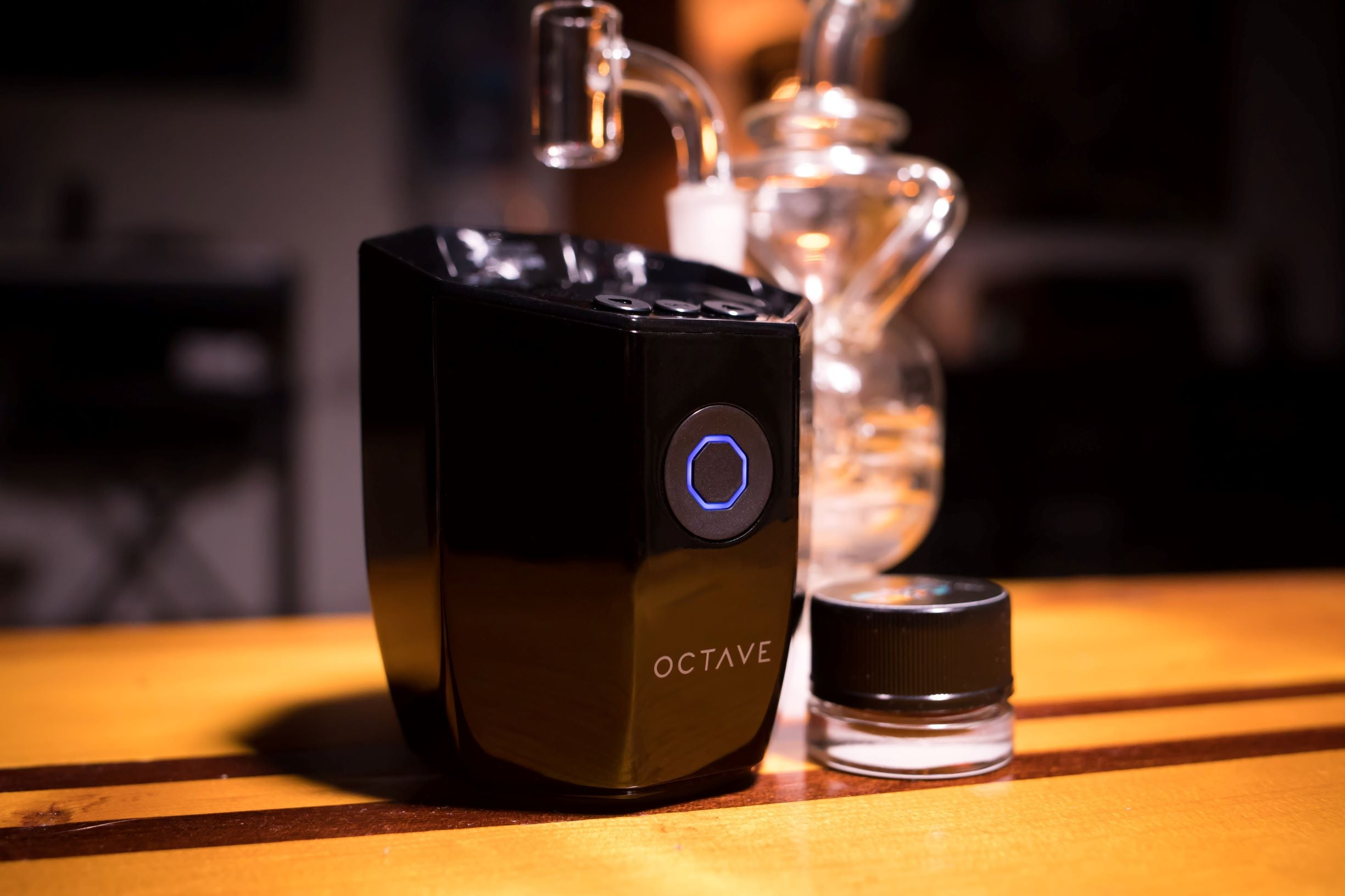 the octave terp timer provides hands-free precision on a budget