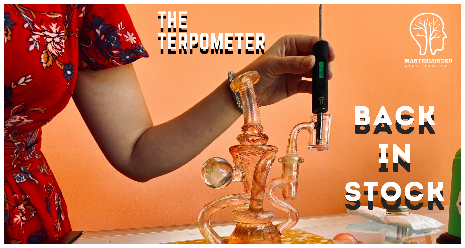 terpometer handles glass in ways temp guns cant
