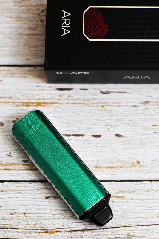 xvape aria bypasses combustion for more flavorful hits