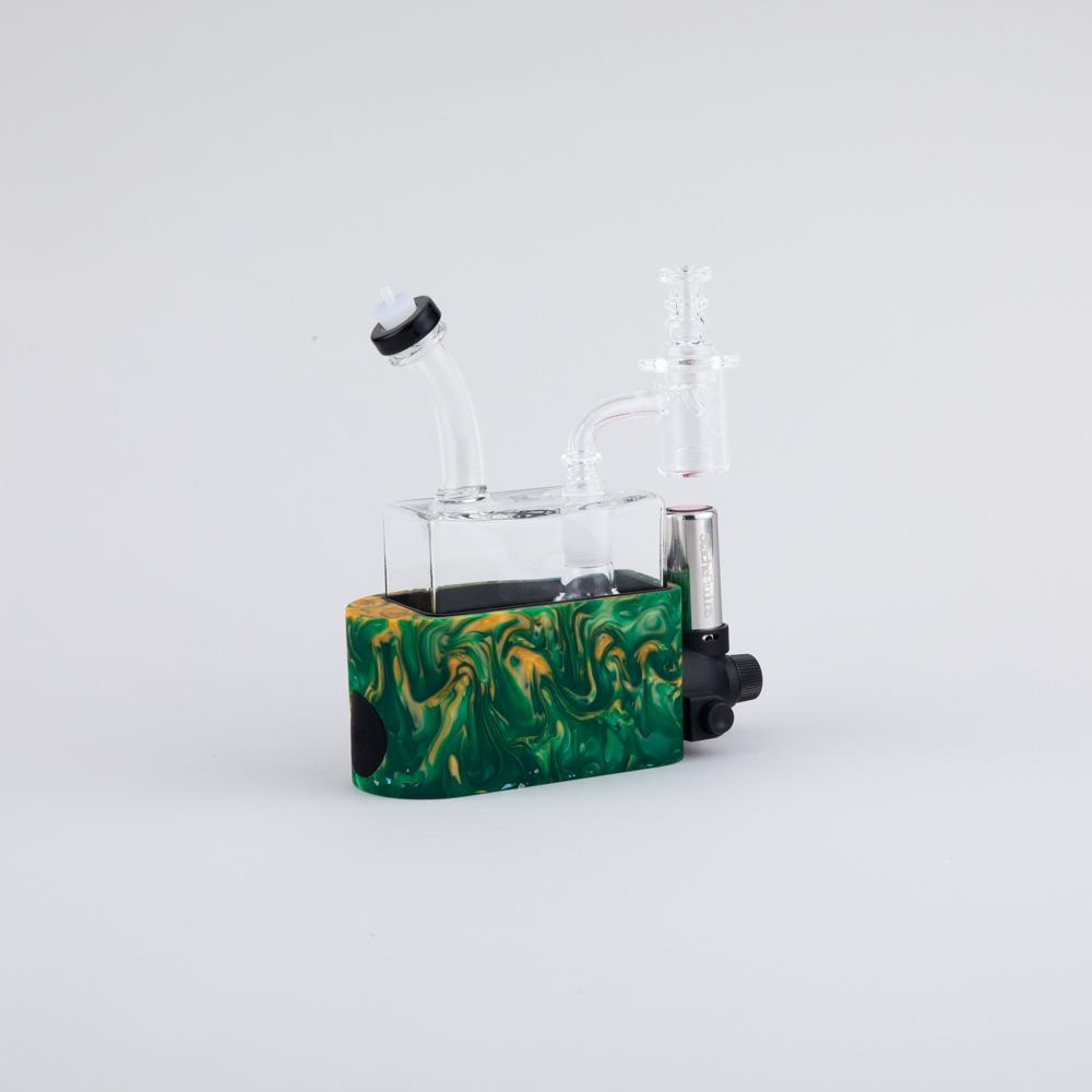 cleaning your RIO portable dab rig