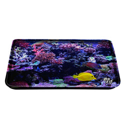 Be Lit Large Rolling Tray, Tanked
