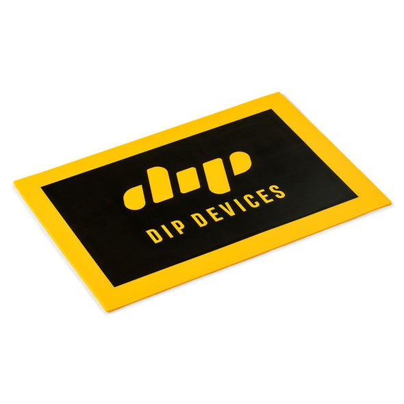 Dip Rectangle Silicone Dab Mat - Large
