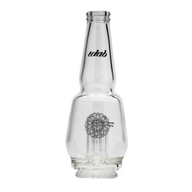 iDab Carta Beer Bottle E-Rig Attachment - Clear