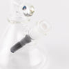 iDab Beaker Rig (Opal + Lip Wrap) (downstem matching lip)  10mm
