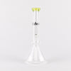 iDab Beaker Rig (Opal + Lip Wrap) (downstem matching lip) 14mm
