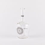 iDab Henny Bottle Oil Rig - Medium (Clear) 10mm