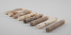 Kush Capsule Handmade Ceramic Joint Tube - 10 Pack