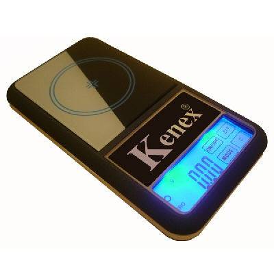 Kenex Glass 100g Touchscreen Digital Scale