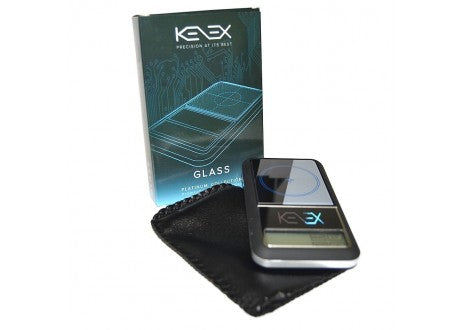 Kenex Glass Touchscreen Scale 100g