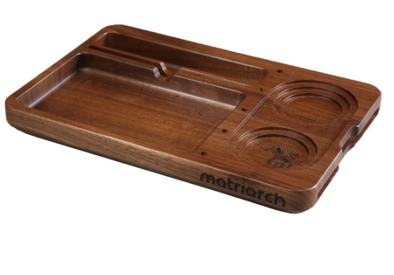 Matriarch Jay Mill Premium Wood Joint Rolling Tray