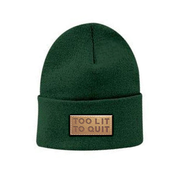 Be Lit Beanie, Forest
