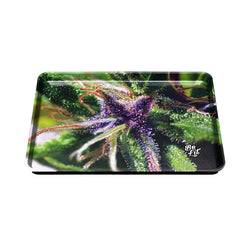 Be Lit Large Rolling Tray, Buds