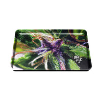 Be Lit Medium Rolling Tray, Buds
