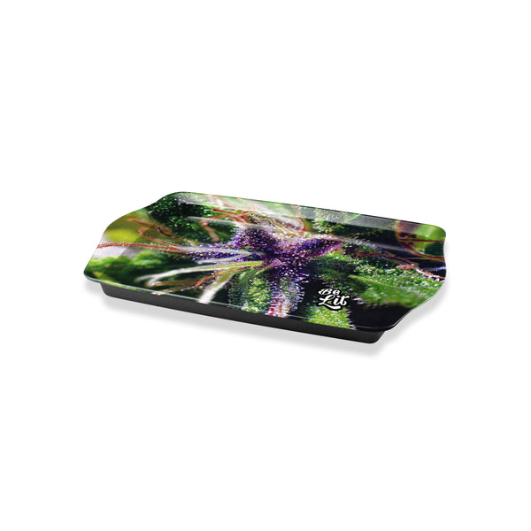 Be Lit Travel Rolling Tray, Buds