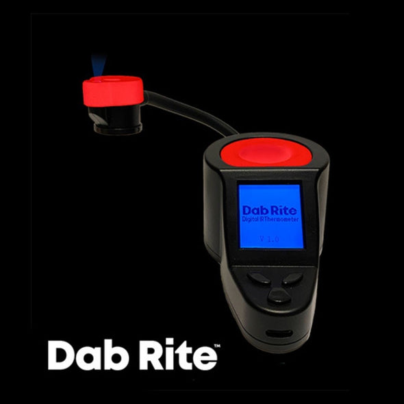 Dab Rite Digital Infrared Thermometer - Choose from 5 Colors
