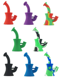 Import Silicone Water Pipe, The Skinny Bubbler
