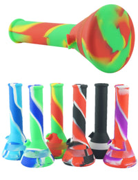 Import Silicone Water Pipe, The Dude