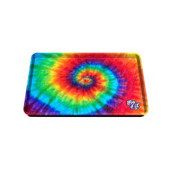 Be Lit Medium Rolling Tray, Tie Dye