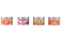 Be Lit Munchies Collection 12oz Candle, 4 Pack