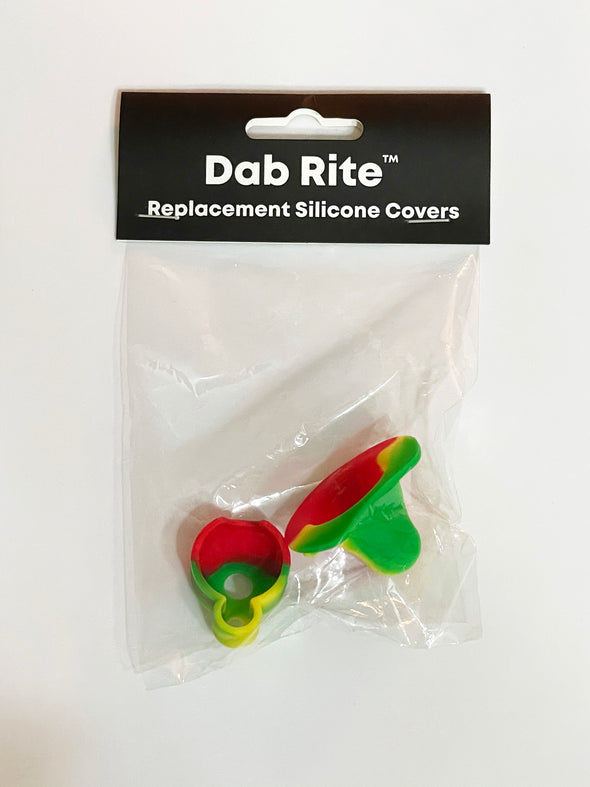Dab Rite Silicone Replacement Sleeves - Choose from 9 Colors