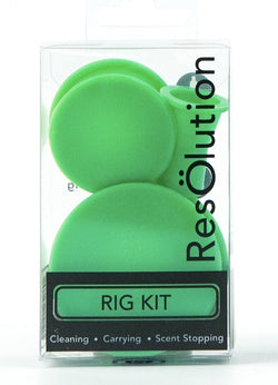 Resolution 10 Unit Rig Kit Refill - Green