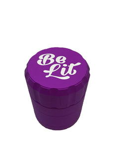"Be Lit Grinder Small 1.65"" Diameter - Choose from 7 colors"