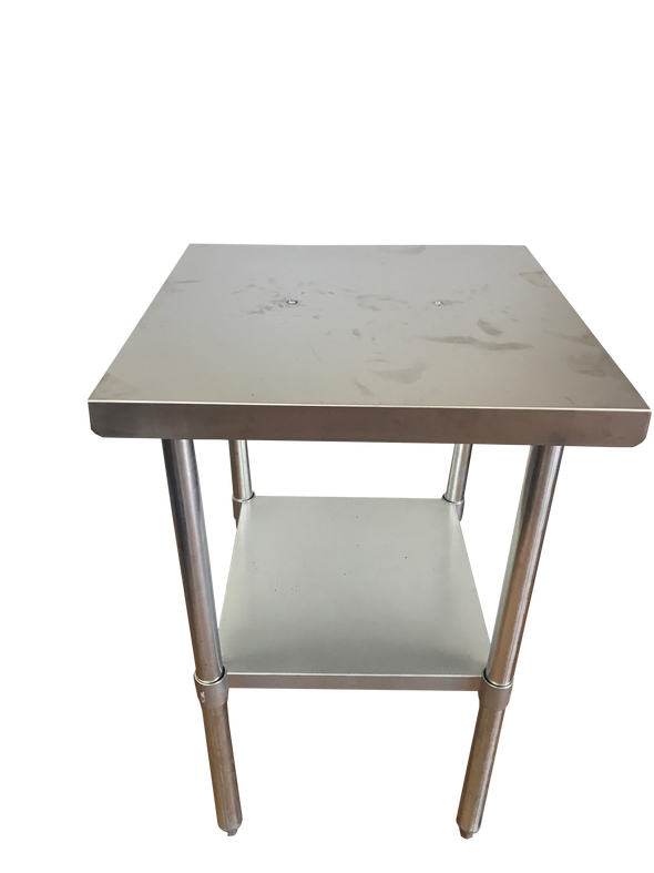 Table for Manual Twist™, Stainless Steel Table by Rosin Tech Products available at rosintechproducts.com