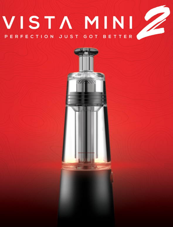Xvape Vista Mini 2 Portable Concentrate Vaporizer