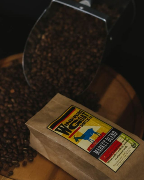 April Roasters Choice: Market Blend