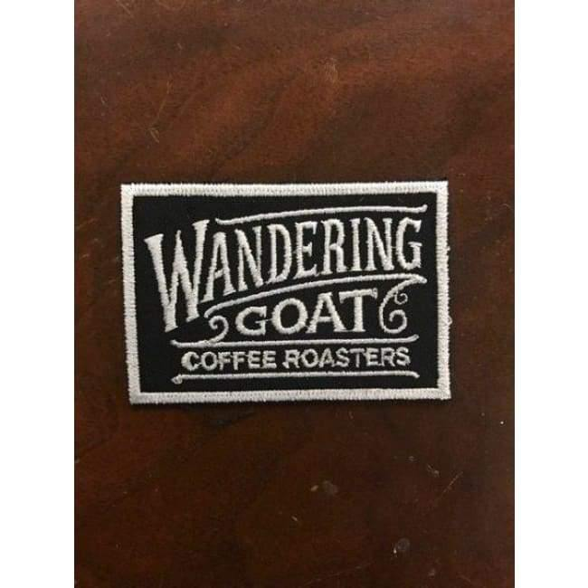 Wandering Goat Iron-on Patch - Wandering Goat Coffee