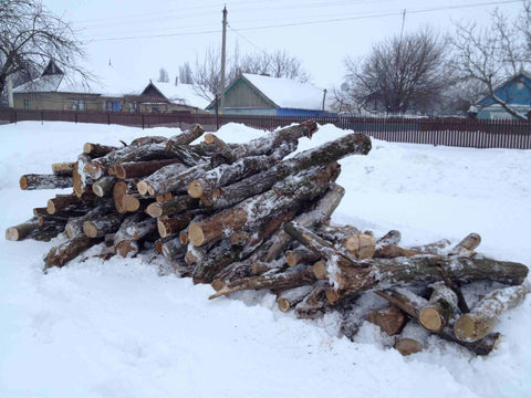 Buy FIREWOOD for needy families