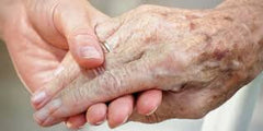 Support a NURSE to help the elderly