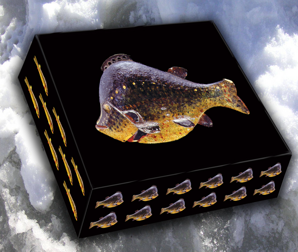 American Fish Decoy Note Cards, Master Series 2