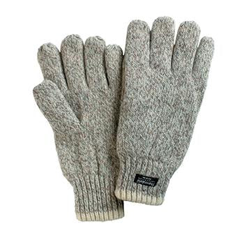 Natural-Color Ragg Wool Glove
