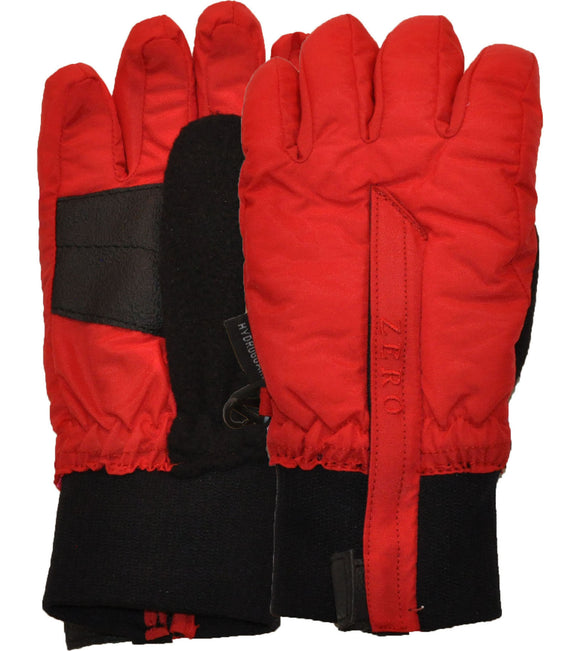Bunny Hill Glove Red Kids