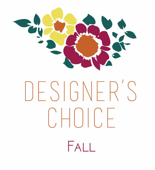 Designer's Choice Fall