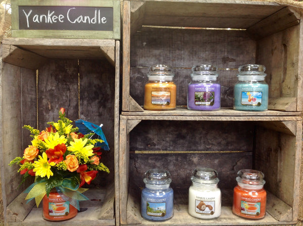 Yankee Candle Bouquet