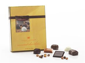 Box of Gourmet Chocolates.