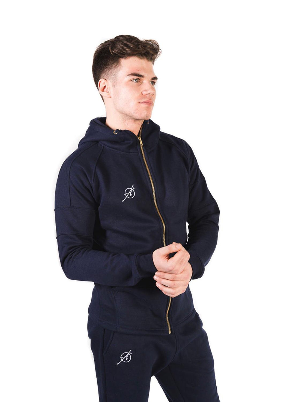 Authenticity 'Signature' Hooded Track Suit