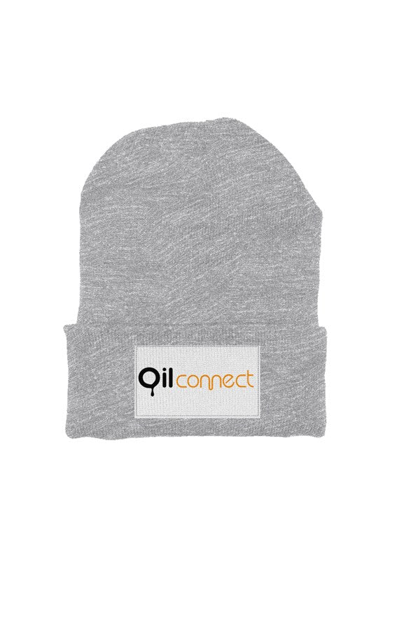 Beenie Oil Connect Grey