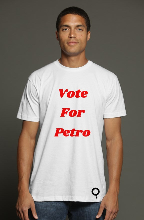 Vote For Petro White