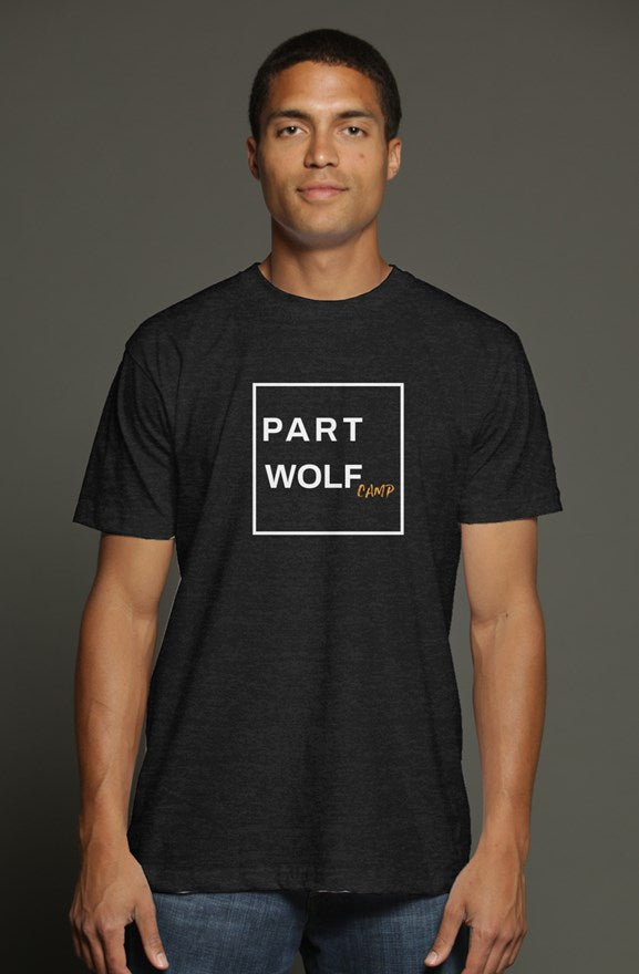 Part Wolf Charcoal