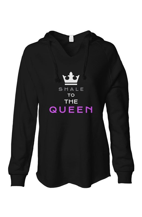 Shale To The Queen Black