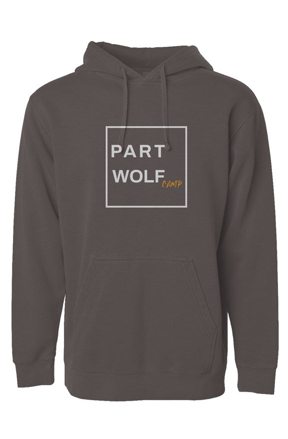 Part Wolf Camp Grey