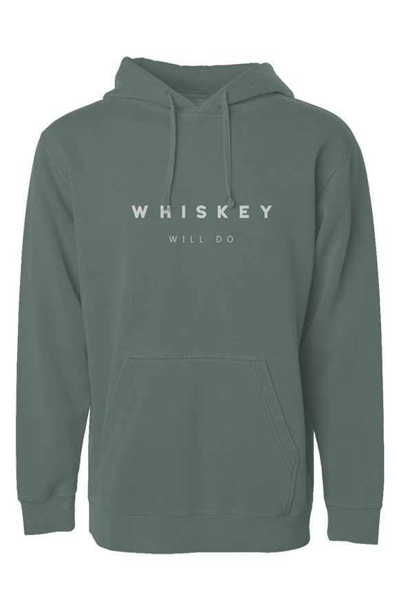 Whiskey Will Do Green