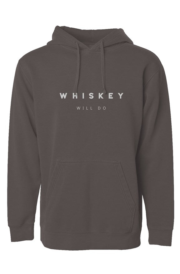 Whiskey Will Do Grey