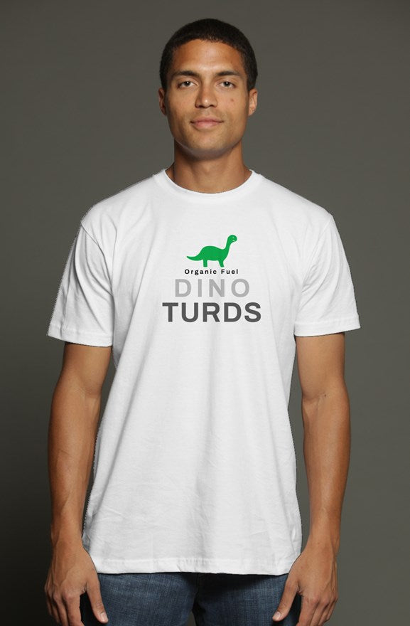 Dino Turds White