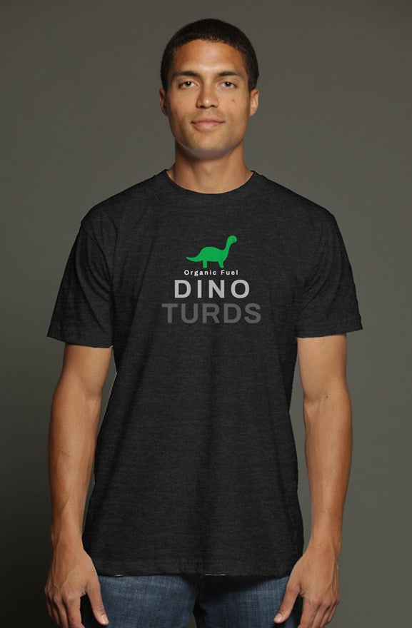 Dino Turds Charcoal
